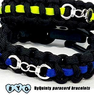 ByQuinty - Paracord bracelets