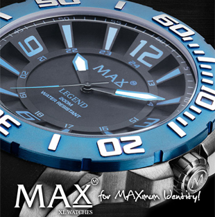 Max Watches - Lifestyle