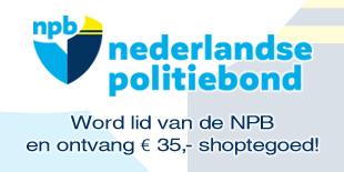 Word lid van de NPB - En ontvang € 35,- shoptegoed!