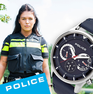 Police Watches - Lifestyle