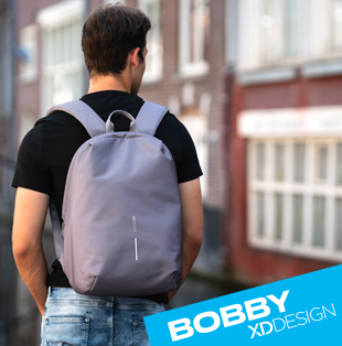 Bobby - The best anti-theft backpack